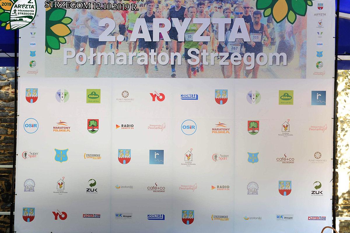 2.ARYZTA Półmaraton Strzegom 2019
